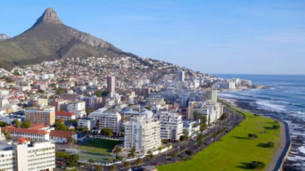 Cape Town voted as the best city in Africa & the Middle East